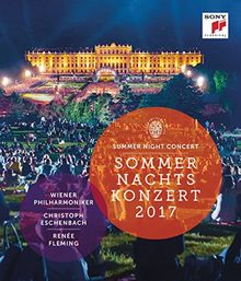 Sommernachtskonzert 2017 - Summer Night Concert [Blu-ray]