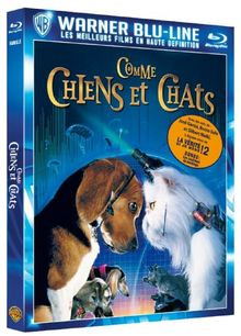 Comme chats et chiens [Blu-ray] [FR Import]