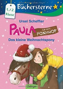 Paula auf dem Ponyhof. Das kleine Weihnachtspony (Büchersterne)