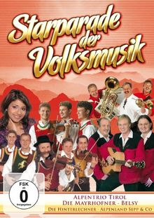 Various Artists - Starparade der Volksmusik