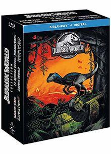 Jurassic World Collection [Blu-ray + Digital HD]