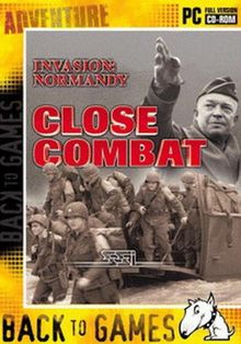 Close Combat: Invasion Normandie [Back to Games]