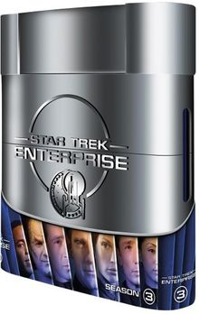 Star Trek - Enterprise: Season 3 (7 DVDs)