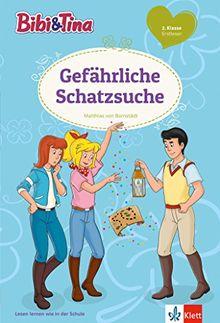 Bibi und Tina Geheimnis um die alte Mühle: Erstleser 2. Klasse (Bibi und Tina - Lesen lernen mit dem Schulbuchprofi)