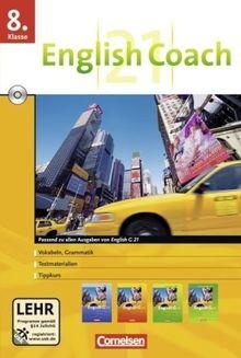 English Coach 21 8. Klasse
