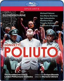 Donizetti: Poliuto (Glyndebourne, 2015) [Blu-ray]