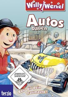 Willy Werkel - Autos bauen mit Willy Werkel (PC+MAC)