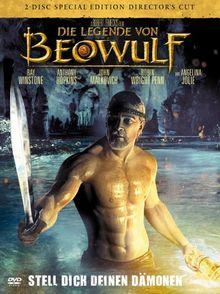 Die Legende von Beowulf Special Edition (2 Discs im Digi Pack inkl. Beowulf Comic) [Director's Cut]
