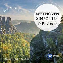 Beethoven: Sinfonien 7 & 8