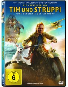 Die Abenteuer von Tim & Struppi - Das Geheimnis der Einhorn