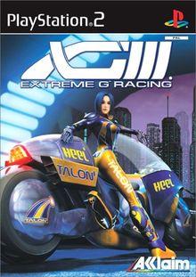 XG III - Extreme G Racing