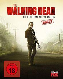 The Walking Dead - Die komplette fünfte Staffel - Uncut/Limitiert [Blu-ray]