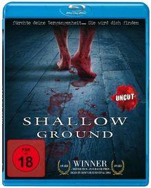 Shallow Ground - Uncut [Blu-ray]