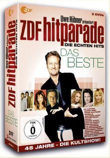 Various Artists - Uwe Hübner präsentiert die ZDF Hitparade: Das Beste [3 DVDs]