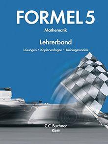 Formel - neu / Formel LB 5 - neu: Mathematik
