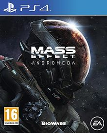 Mass Effect Andromeda PS4 / Playstation 4 D1 Edition + 3 DLC