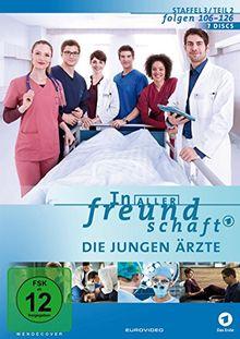 In aller Freundschaft - Die jungen Ärzte, Staffel 3, Folgen 106-126 [7 DVDs]