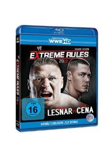 WWE - Extreme Rules 2012 (Blu-ray)
