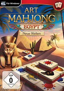 Art Mahjongg Egypt: Neue Welten (PC)