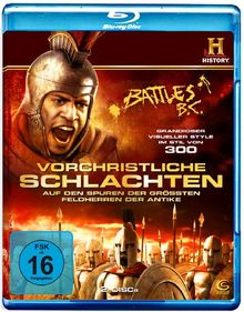 Vorchristliche Schlachten - Battles B.C. (History) (2 Blu-rays) [Blu-ray]