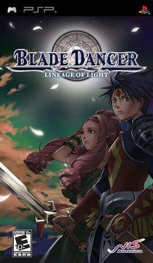 Blade Dancer: Linage of Light Sony PSP