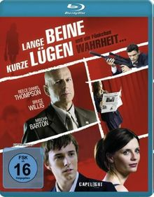 Lange Beine, kurze Lügen [Blu-ray]