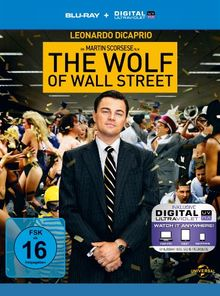 The Wolf of Wall Street (inkl. Digital Ultraviolet) [Blu-ray]