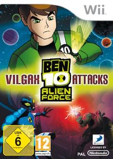 Ben 10 - Alien Force: Vilgax Attacks