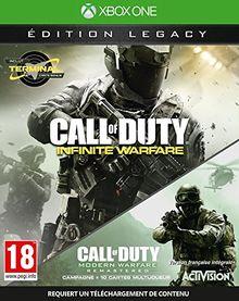 Call of Duty Infinite Warfare Legancy Edition Französich Version UNCUT (Englisch)