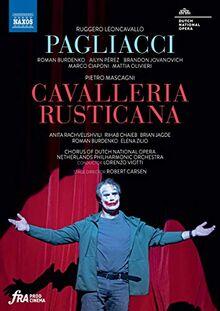 Pagliacci / Cavalleria rusticana (September 2019, Dutch National Opera)
