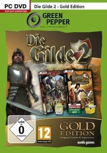 Die Gilde 2 - Gold Edition [Green Pepper]