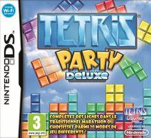 Tetris Party Deluxe [DS]