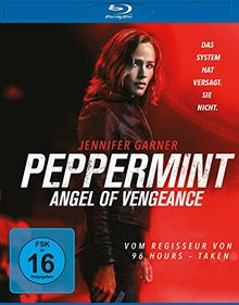 Peppermint - Angel of Vengeance [Blu-ray]
