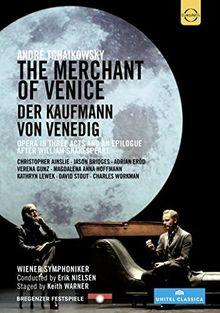 The Merchant of Venice / Der Kaufmann von Venedig (Bregenz Festival, 2013) [2 DVDs]
