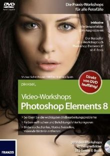 Photoshop Elements 8 Workshops