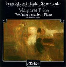 Schubert: Ausgewählte Lieder