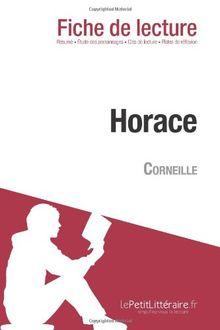 Horace de Corneille (Fiche de lecture)