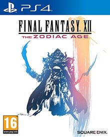 Final Fantasy XII HD Jeu PS4