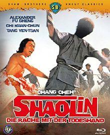 Shaolin - Die Rache mit der Todeshand - Uncut [Blu-ray]