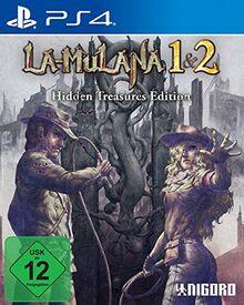 LA-MULANA 1 & 2: Hidden Treasures Edition [Playstation 4]