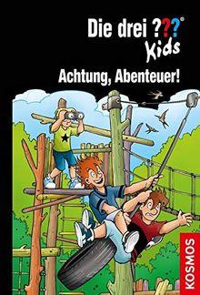 Die drei ??? Kids, 79, Achtung, Abenteuer!