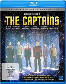 William Shatner's The Captains (Blu-ray)