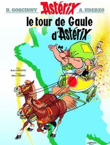 Astérix, tome 5 : Le Tour de Gaule d'Astérix (Aventure D'asterix)