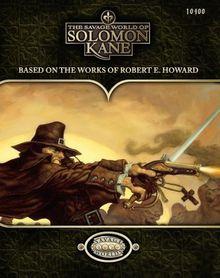 Savage World of Solomon Kane