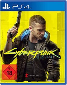 CYBERPUNK 2077 - DAY 1 Edition - (kostenloses Upgrade auf PS5) - [PlayStation 4]