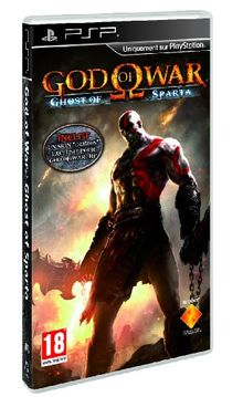 SONY COMPUTER God of War - Ghost of Sparta [PSP]