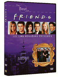 Friends : Best of saison 5 - Les cinq meilleurs épisodes
