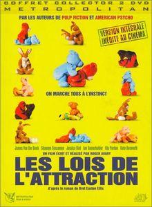 Les Lois de l'attraction (Version non censurée) - Édition Collector 2 DVD [FR Import]