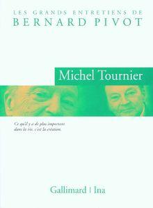 L'Entretien Inedit Bernard Pivot Michel Tournier