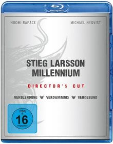 Stieg Larsson - Millennium Box [Blu-ray] [Director's Cut]